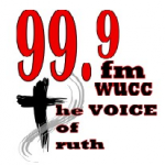 Logo da emissora WUCC 99.9 FM