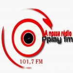 Logo da emissora Pplay FM Rio