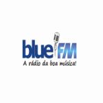 Logo da emissora Blue FM Brasil