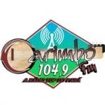 Logo da emissora Rádio Carimbó 104.9 FM