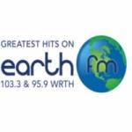 Logo da emissora WRTH 103.3 FM Earth