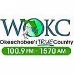 Logo da emissora Radio WOKC 100.9 FM 1570 AM