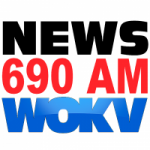 Logo da emissora Radio WOKV 690 AM