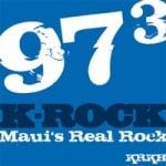 Logo da emissora Radio KRKH 97.3 FM