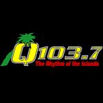 Logo da emissora Radio KNUQ 103.7 FM
