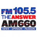 Logo da emissora Radio WORL 105.5 FM 660 AM