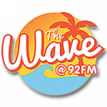 Logo da emissora Radio KHBC 92.7 FM