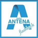 Logo da emissora Rádio Antena Flashback