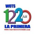 Logo da emissora WOTS 1220 AM