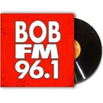 Logo da emissora Radio KSRV 96.1 FM