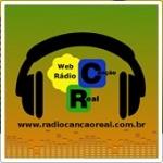 Logo da emissora Rádio Canção Real