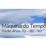 Logo da emissora Máquina do Tempo
