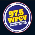 Logo da emissora Radio WPCV 97.5 FM