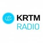 Logo da emissora Radio KRTM 97.5 FM