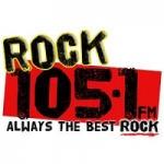 Logo da emissora Radio KJOT 105.1 FM