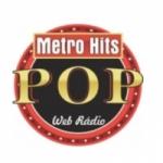 Logo da emissora Metro Hits