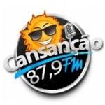 Logo da emissora Radio Cansanção FM 87.9