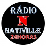 Logo da emissora Rádio Nativille