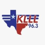 Logo da emissora KLLL 96.3 FM