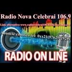 Logo da emissora Rádio Nova Celebrai