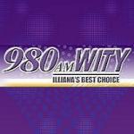 Logo da emissora Radio WITY 980 AM