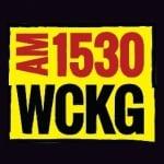 Logo da emissora Radio WCKG 1530 AM