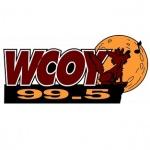 Logo da emissora WCOY 99.5 FM