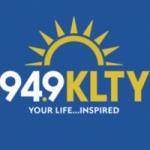 Logo da emissora KLTY 94.1 FM