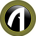 Logo da emissora Rádio Aprovados