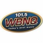Logo da emissora Radio WBNQ 101.5 FM