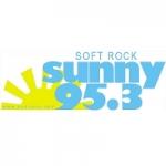 Logo da emissora Radio WJEK Sunny 95.3 FM