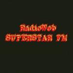 Logo da emissora Rádio Web Superstar FM