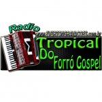 Logo da emissora Rádio Tropical Do Forró Gospel