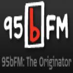 Logo da emissora Radio bFM 95 FM