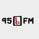 Logo da emissora Radio 95 bFM