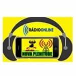 Logo da emissora Rádio Nova Plenitude Web