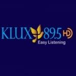 Logo da emissora KLUX 89.5 FM