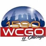 Logo da emissora Radio WCGO 1590 AM