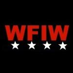 Logo da emissora Radio WFIW 104.9 FM