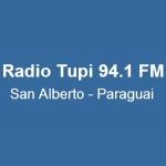 Logo da emissora Radio Tupi 94.1 FM