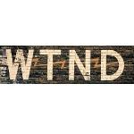 Logo da emissora Radio WTND 106.3 FM