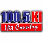 Logo da emissora Radio WWKI Ki 100.5 FM