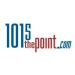 Logo da emissora WPOI 101.5 FM