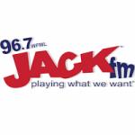 Logo da emissora Radio WFML 96.7 Jack FM