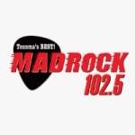 Logo da emissora KMAD 102.5 FM