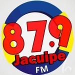 Logo da emissora Rádio Jacuípe 87.9 FM