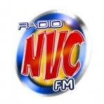 Logo da emissora Rádio NVC