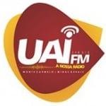 Logo da emissora Rádio Uai FM 87.9