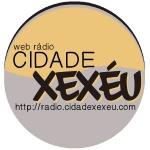 Logo da emissora Rádio Cidade Xexéu