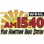 Logo da emissora Radio WBNL 1540 AM